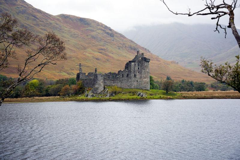 Kilchurn Castle II